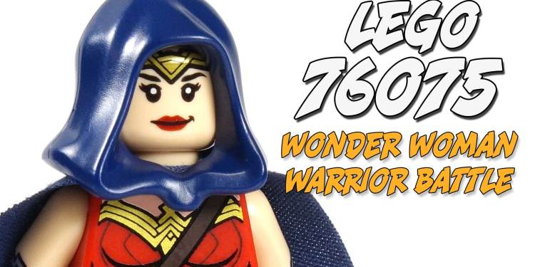 Wonder Woman Warrior Battle