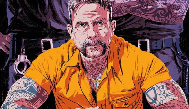 Dark Horse Comics for October 2017