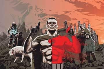 Bloodshot Salvation #1