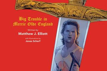 Big Trouble in Little China Big Trouble in Merrie Olde England