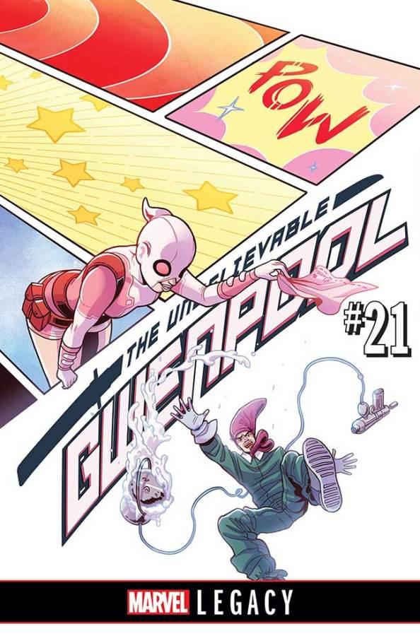 Gwenpool Legacy