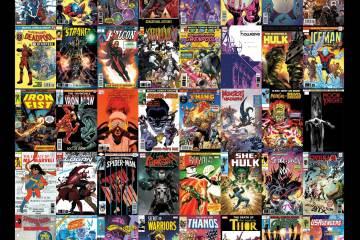 Marvel Legacy #1