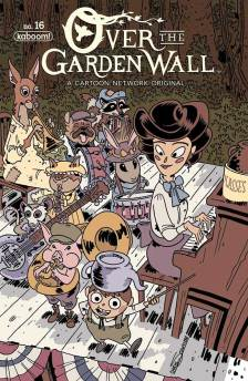 Over the Garden Wall #16