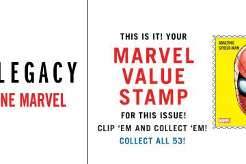Marvel Value Stamp