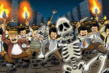 Wayne Hall, Wayne's Comics, Troy Vevasis, Mr. Crypt, Vincent Prince, horror, humor, Alterna
