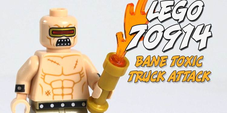 Bane Toxic Truck Attack