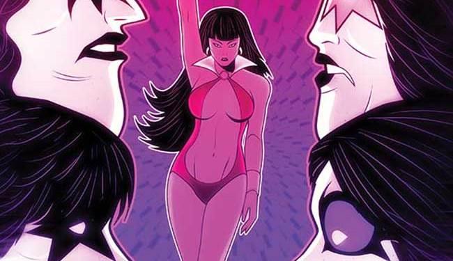 Kiss / Vampirella #3