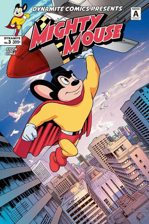 Mighty Mouse #3