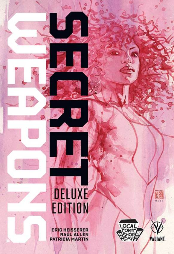 Secret Weapons Deluxe Edition