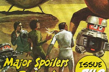 Major Spoilers Podcast #740 Beyond the Black Hole
