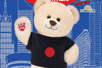 Bloodshot Salvation Bear