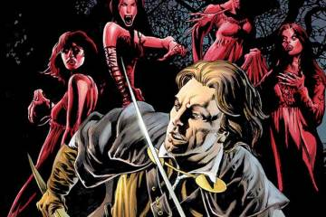 Hammer Comics: Captain Kronos #1