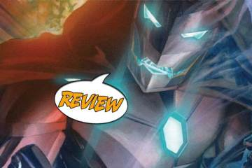 Infamous Iron Man #11 Review