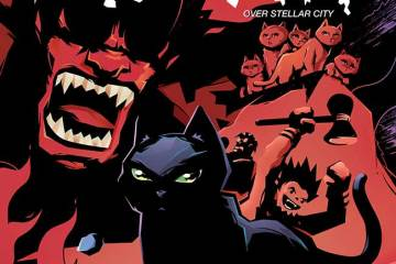 Hero Cats: Midnight Over Stellar City Volume 2 #3