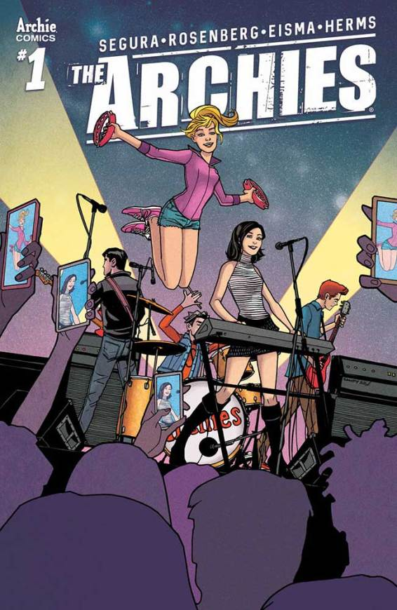 TheArchies#1Jarrell