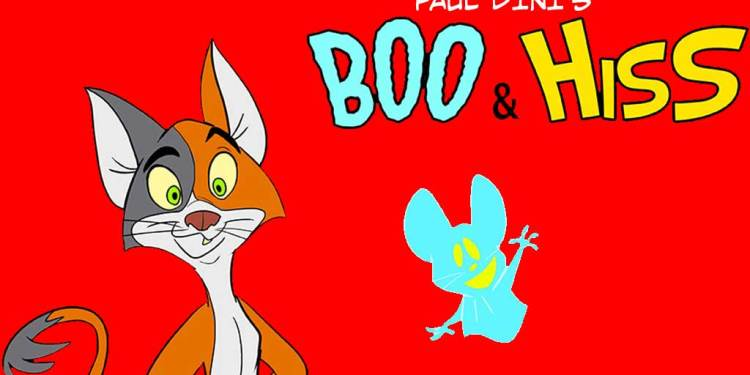 Paul Dini's Boo & Hiss