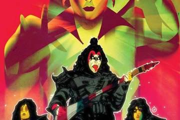 KISS / Vampirella #5