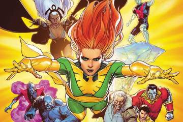 Phoenix Resurrection #1