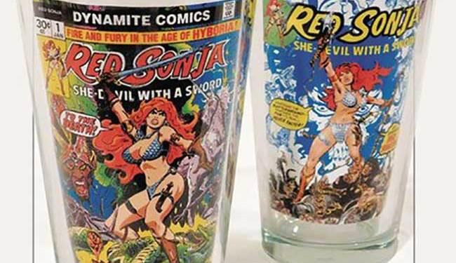 Dynamite Merchandise Kickstarter