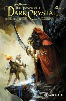 Power of the Dark Crystal #8