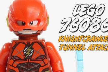 LEGO Knightcrawler Tunnel Attack
