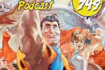 Major Spoilers Podcast #749 Flintstones