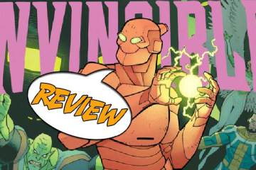 Invincible #142 Review