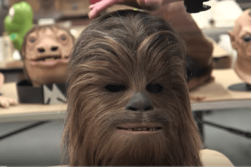 Chewbacca Mask Adam Savage Tested