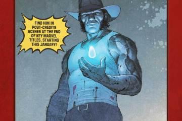 Wolverine's Secret