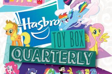 Hasbro Toy Box Quarterly