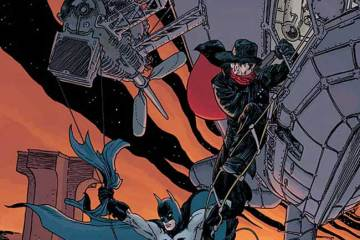 The Shadow / Batman #3