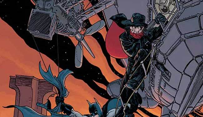 The Shadow / Batman #3