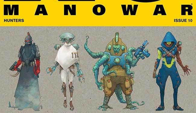 X-O Manowar #10