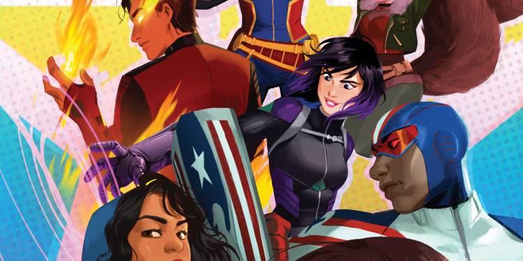 Marvel Rising