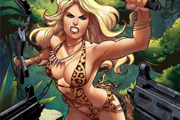 Sheena: Queen of the Jungle #5