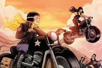 Betty & Veronica: Vixens #3