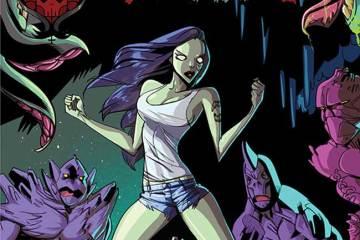 Zombie Tramp #43