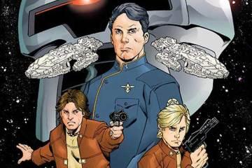 Battlestar Galactica vs Battlestar Galactica #2