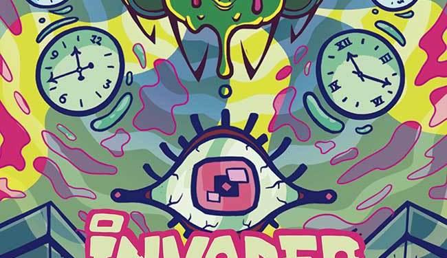 Invader ZIM #28
