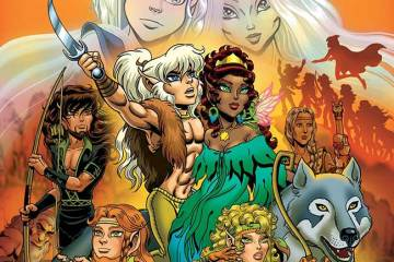 ElfQuest: The Final Quest #24