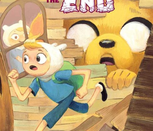 Adventure Time  Beginning of the End  2  of 3      Major Spoilers     Adventure Time  Beginning of the End  2  of 3      Major Spoilers     Comic Book  Reviews  News  Previews  and Podcasts