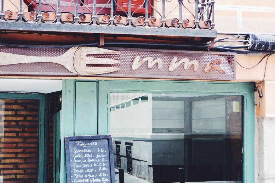 Emma Cocina Best Things to do in Madrid