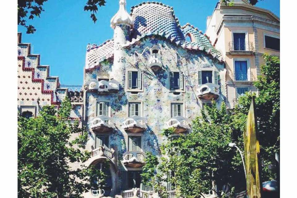 Best Things to do in Barcelona Gaudi House