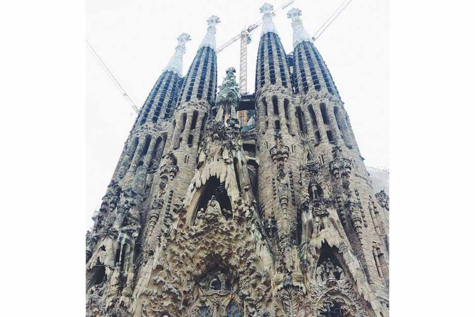 Best Things to do in Barcelona Sagrada Familia