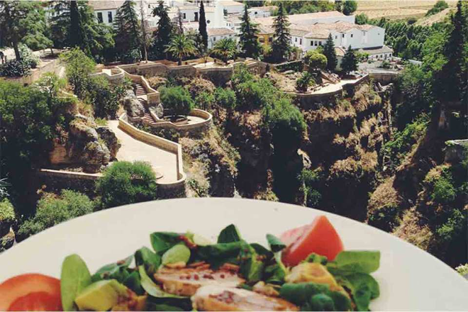 best things to do in ronda spain salad