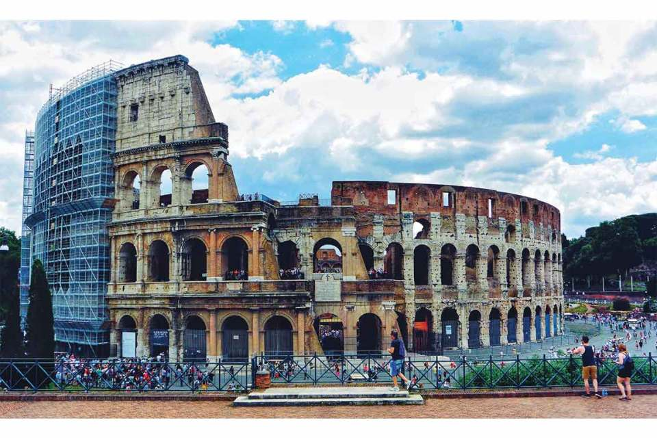 Best Things to do in Rome Italy the Colosseum