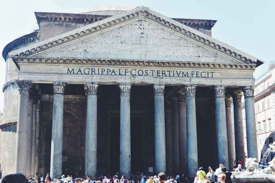 Best Things to do in Rome Italy The Pantheon