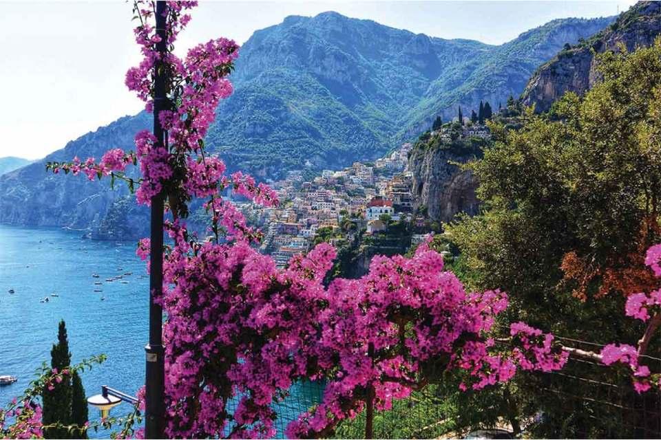 Path of Gods view of Positano