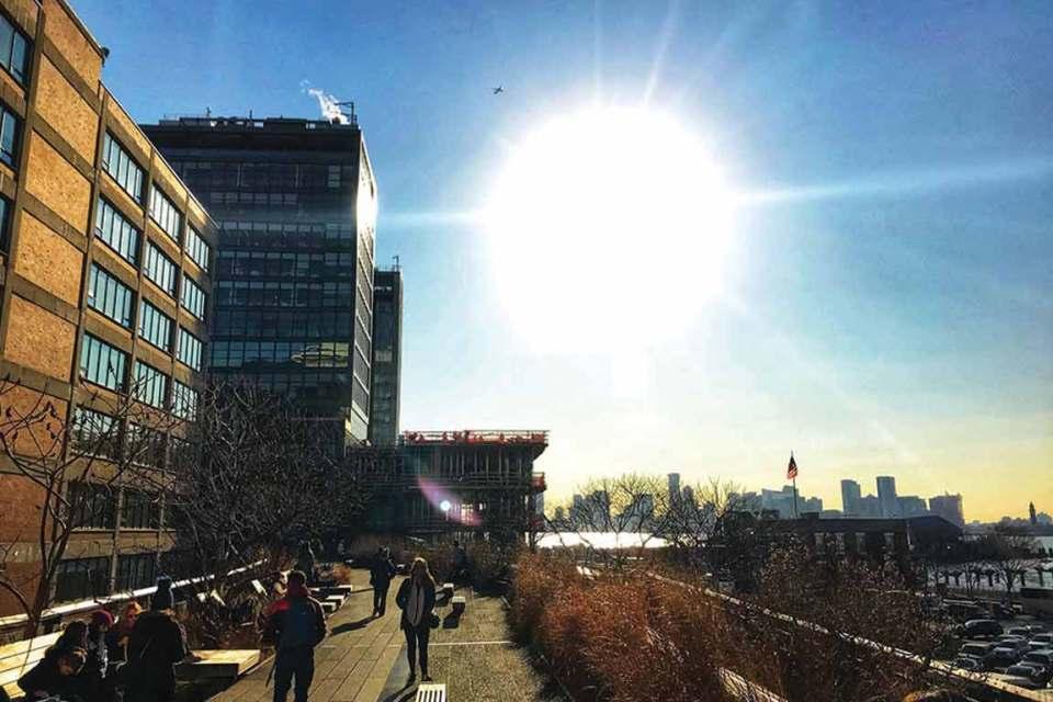 Best Things to do in New York City Chelsea Highline