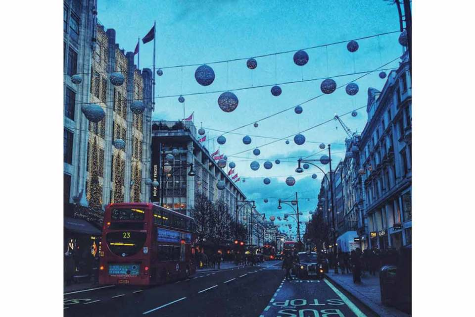 Best Things to do in London Oxford Street